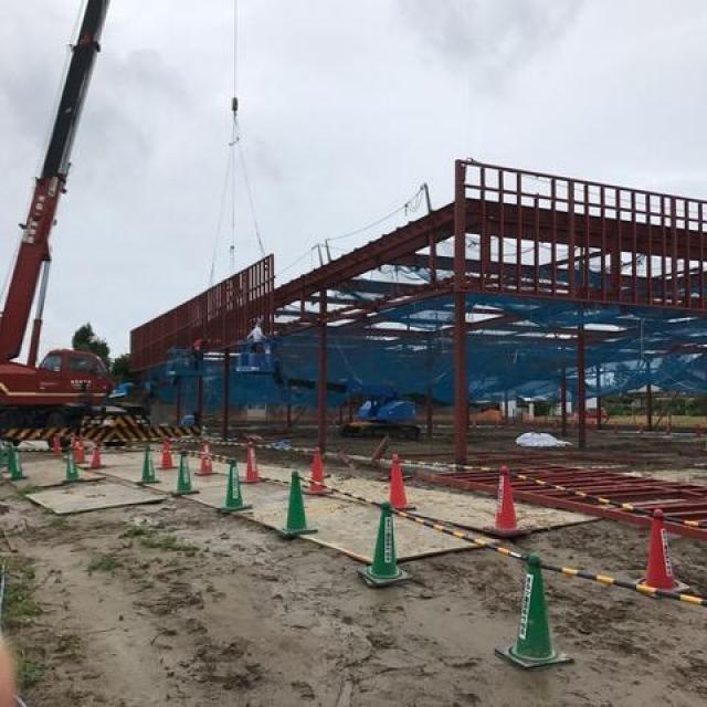 (仮称)ゲンキー中島上町店新築工事
