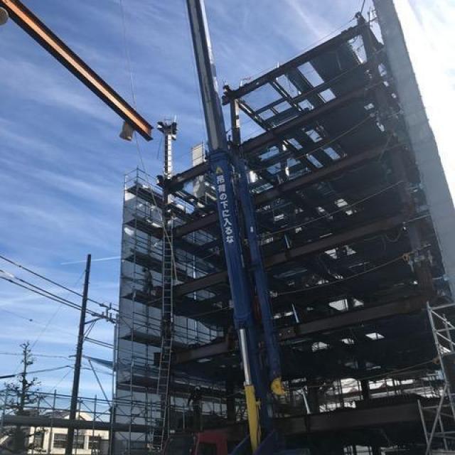 (仮称)JR岡崎駅西口ビジネスホテル新築工事