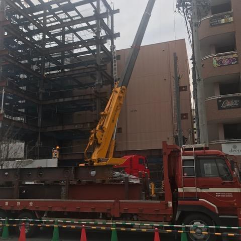 (仮称)ホテルトレンド三河安城新築工事 1工区