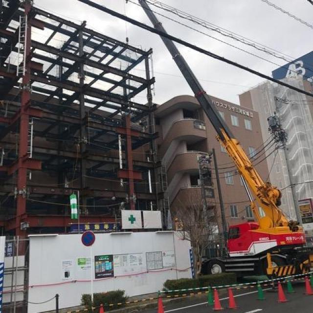 (仮称)ホテルトレンド三河安城新築工事 2工区