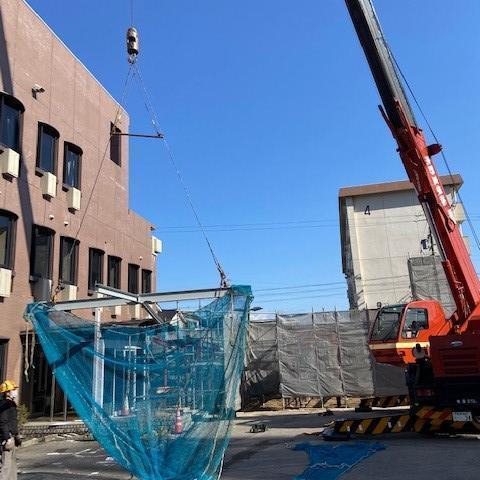 岡崎市福祉センター改修工事